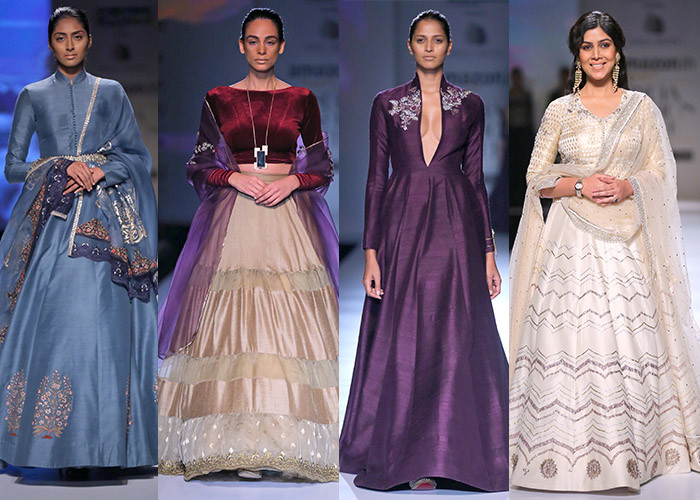 Anju Modi, Amazon India Fashion Week, Amazon India Fashion Week Autumn Winter 2017, Designers, Fashion,