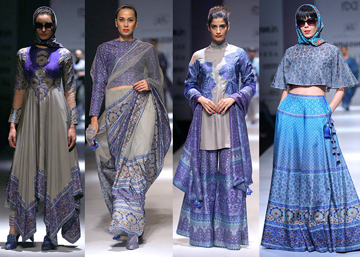 Ashima Leena, Amazon India Fashion Week, Amazon India Fashion Week Autumn Winter 2017, Designers, Fashion,