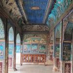 Chitrashala at the Bundi Palace, Bundi, Rajasthan