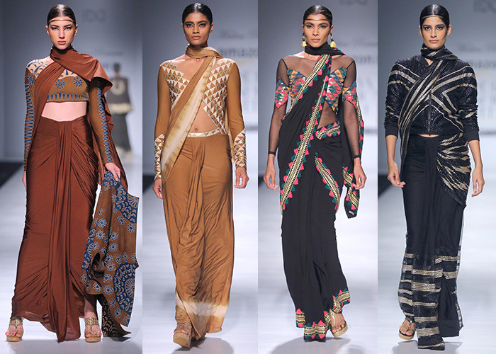 Malini Ramani, Amazon India Fashion Week, Amazon India Fashion Week Autumn Winter 2017, Designers, Fashion,