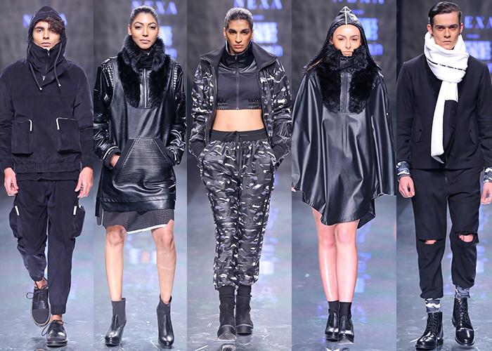 Nought One, Amazon India Fashion Week Autumn Winter 2017, Amazon India Fashion Week, AIFW, Fashion, Designer,
