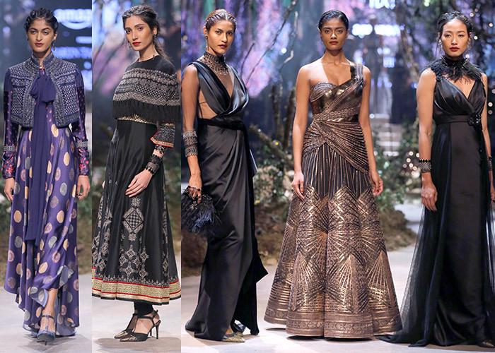 TarunTahiliani, Amazon India Fashion Week Autumn Winter 2017, Amazon India Fashion Week, AIFW, Fashion, Designer,