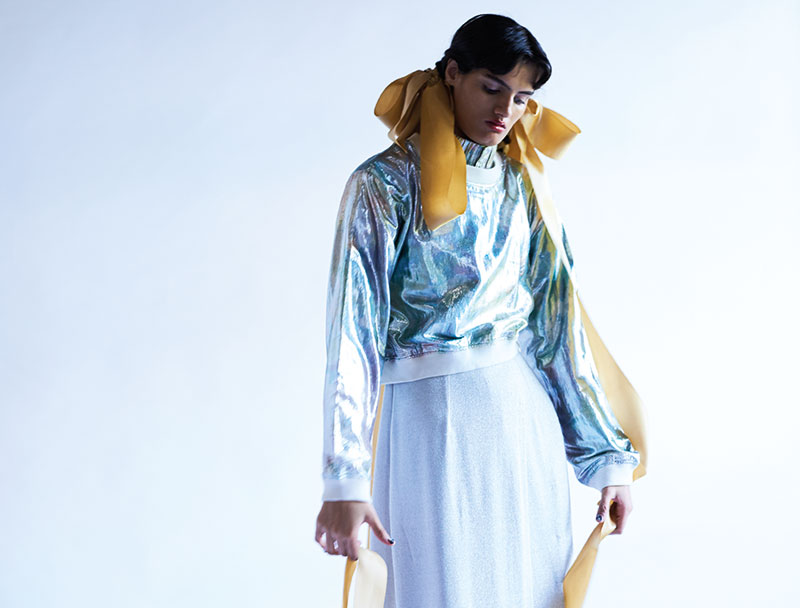 Fashion, Get The Look, oversized shirts, slinky robes in powdery shades