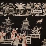 Chinese Roots And Silk Routes, Ashdeen Z. Lilaowala, Parsi Gara embroidery, saris