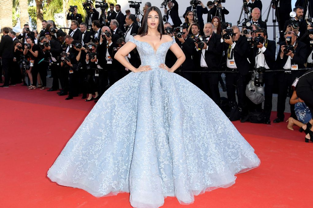 Aishwarya Rai, Michael Cinco, Day 3, Cannes 2017, Fashion, Red Carpet, Celebrities,