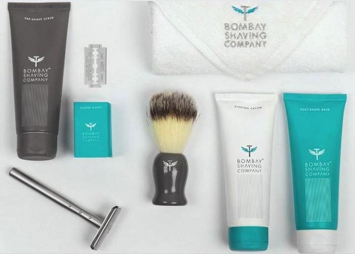 Bombay Shaving Company, shaving, Father's Day, Gifting,