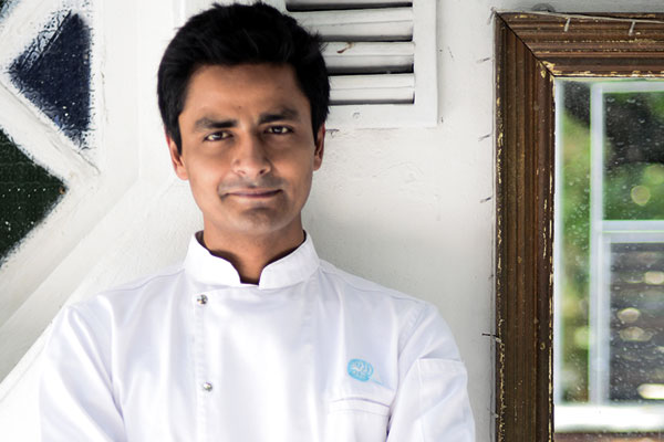 Chef Manu Chandra, Toast & Tonic