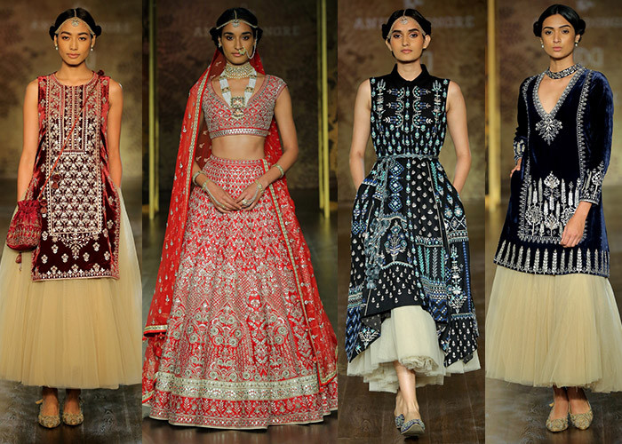 Anita Dongre, India Couture Week, India Couture Week 2017, Designer, Couture, Fashion,