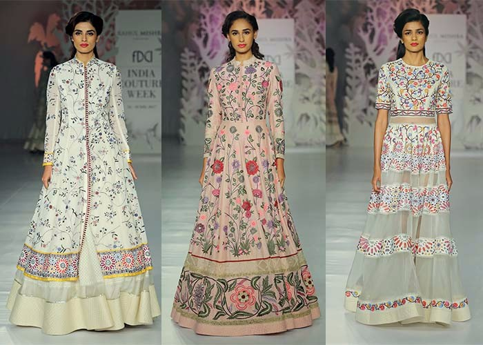 Rahul Mishra, India Couture Week, India Couture Week 2017, Designers, Fashion, Day 4,