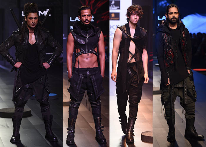 Asa Kazingmei, Lakme Fashion Week, Lakme Fashion Week Winter Festive 2017, Fashion, Designers, Runway, LFW, Day 4,