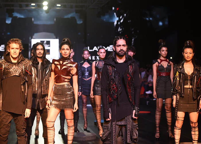 Asa Kazingmei, Lakme Fashion Week, Lakme Fashion Week Winter Festive 2017, Fashion, Designers, Runway, LFW, Day 4,