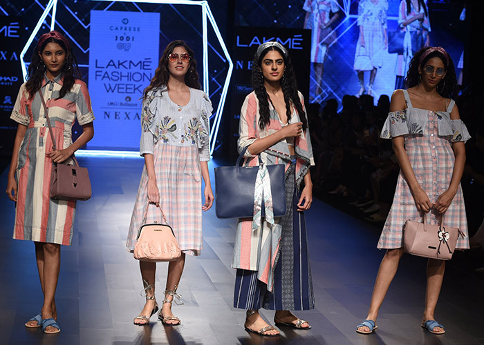 Caprese X Jodi, Lakme Fashion Week, Lakme Fashion Week Winter Festive 2017, Fashion, Designers, Runway, LFW,