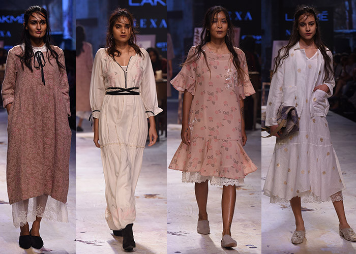 Eka, Lakme Fashion Week, Lakme Fashion Week Winter Festive 2017, Fashion, Designers, Runway, LFW,