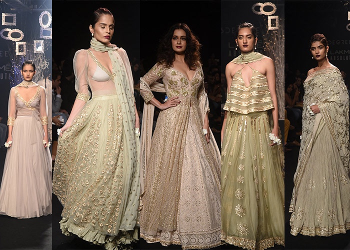 Day 5, Designer, Featured, Lakme Fashion Week, Lakme Fashion Week Winter/Festive 2017, Faabiiana, Online Exclusive, Style