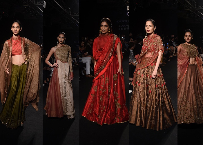 Day 5, Designer, Featured, Lakme Fashion Week, Lakme Fashion Week Winter/Festive 2017, Ruceru, Online Exclusive, Style