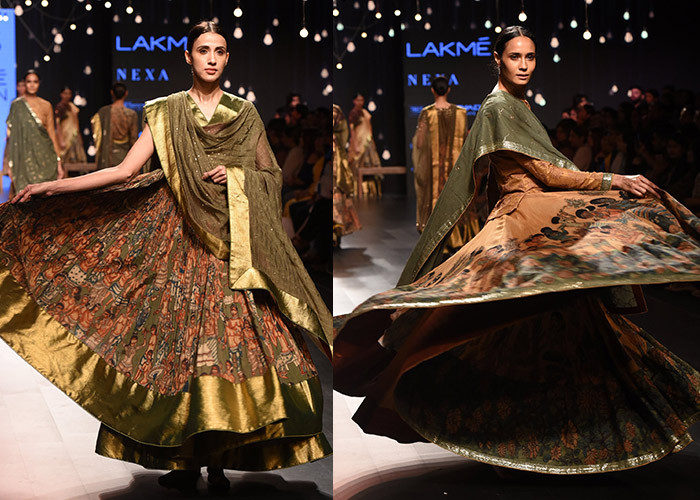 Gaurang, Lakme Fashion Week, Lakme Fashion Week Winter Festive 2017, Fashion, Designers, Runway, LFW,