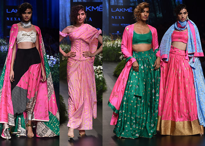 Masaba Gupta, Lakme Fashion Week, Lakme Fashion Week Winter Festive 2017, Fashion, Designers, Day 1,