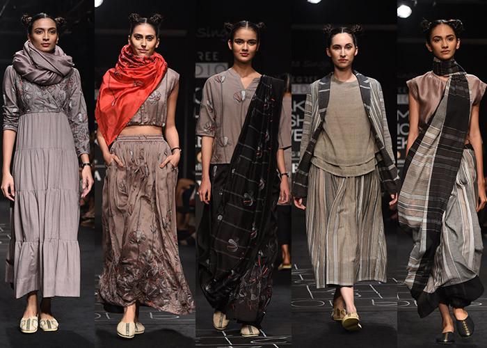 Nakita Singh, Lakme Fashion Week, Lakme Fashion Week Winter Festive 2017, Fashion, Designers, Day 1,