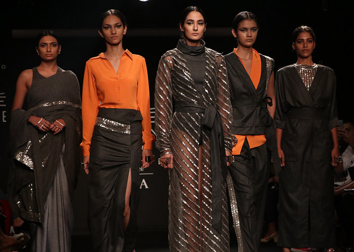 Nikita Mhaisalkar, Lakme Fashion Week, Lakme Fashion Week Winter Festive 2017, Fashion, Designers, Runway, LFW,