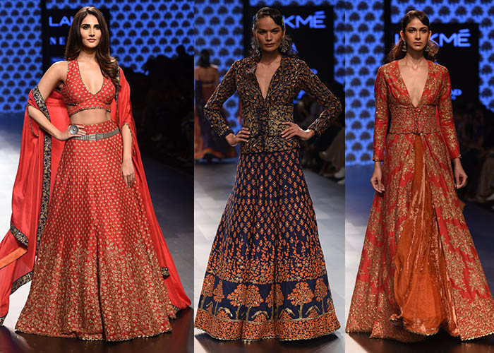 SVA, Sonam and Paras Modi, Lakme Fashion Week, Lakme Fashion Week Winter Festive 2017, Fashion, Designers, Runway, LFW, Day 4,