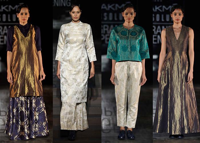 Day 1 Lakme Fashion Week Winter Festive 2017 Verve Magazine