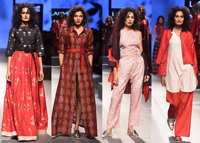 Sunita Shanker, Lakme Fashion Week, Day 2, Sustainable Fashion, Lakme Fashion Week Winter/Festive 2017, Fashion, Designers,