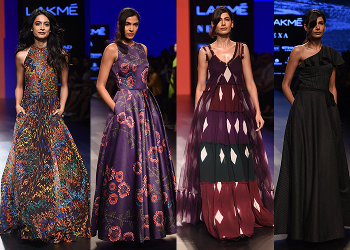 Urvashi Joneja, Lakme Fashion Week, Lakme Fashion Week Winter Festive 2017, Fashion, Designers, Runway, LFW,