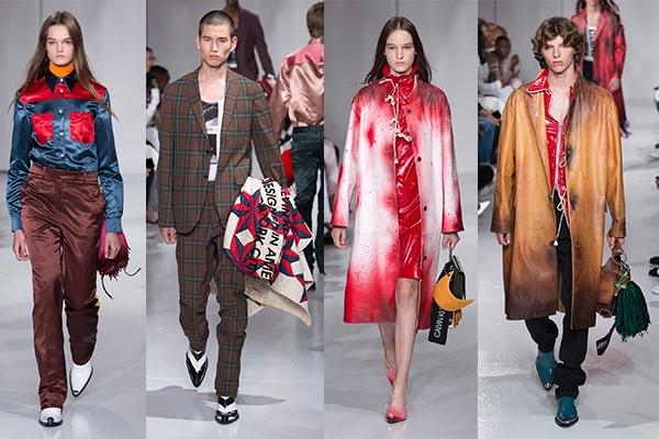 NYFW, New York Fashion Week 2018, Spring, Calvin Klein, Raf Simon