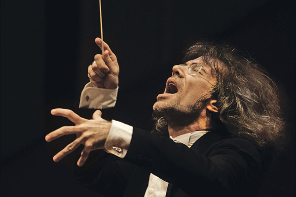 Evgeny Bushkov, Sir Karl Jenkins, The Symphony Orchestra of India