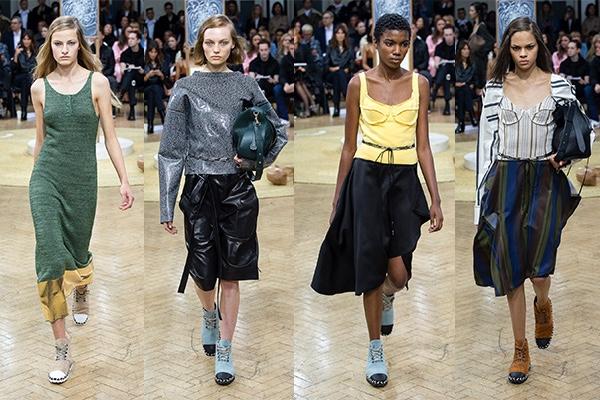 London Fashion Week, 2018, Spring, LFW, Fashion, Style, Ready To Wear, JW Anderson