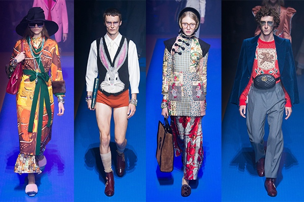 Milan Fashion Week, 2018, Spring, MFW, Fashion, Style, Ready To Wear, Gucci