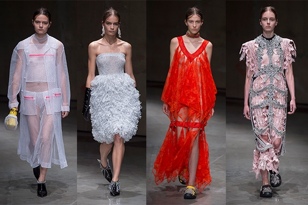 Fashion Beauty Events London: Top Shows And Hot Trends At London Fashion Week Spring