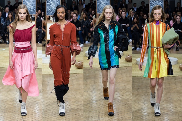 London Fashion Week, 2018, Spring, LFW, Fashion, Style, Ready To Wear, JW Anderson