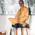 Jaideep Mehrotra, Artist, Reflections In Mercury, Tao Art Gallery, Mumbai