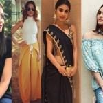 TV Actresses Best Dressed