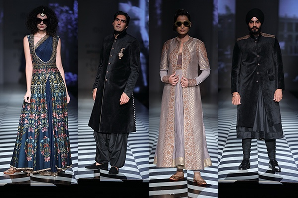 AIFW, AIFWSS18, Amazon India Fashion Week, Amazon India Fashion Week Spring Summer 2018, Fashion, Featured, JJ Valaya, Online Exclusive, Style