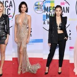 American Music Awards, American Music Awards 2017, Fashion, Featured, Music, Online Exclusive, Red Carpet, Style