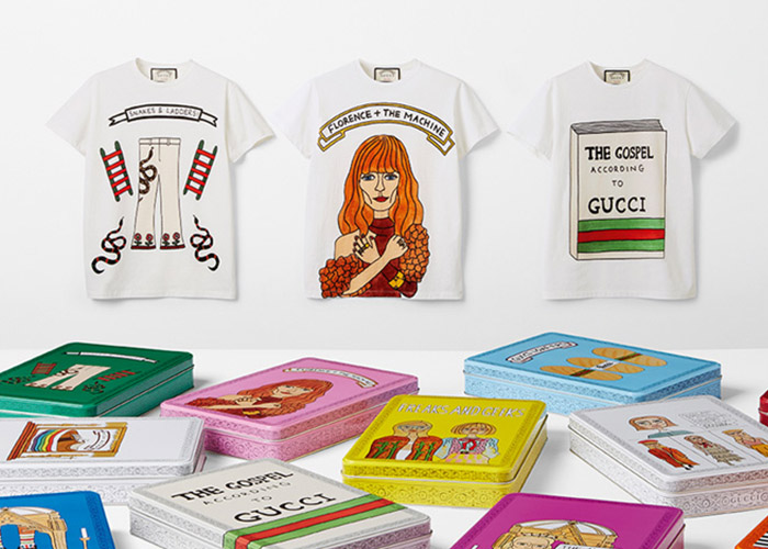 Gucci's Digital collection