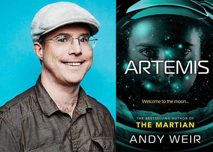 Andy Weir, Artemis, Books, Cinema, Featured, Jasmine Bashara, Mark Whatney, Movies, Online Exclusive, The Martian