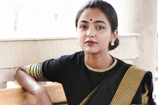 Vidhi Singhania of Vidhi Singhania, New Delhi, Benarasis