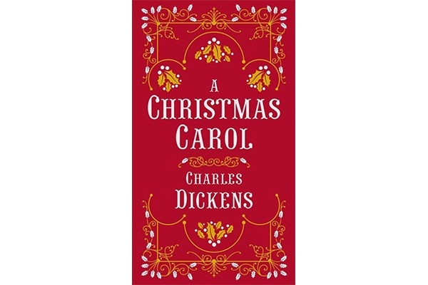 A Christmas Carol by Charles Dickens, Barnes & Noble, Christmas, Fashion, Featured, Gift, Gifting, Guide, Ideas, Luxury, Online Exclusive, Presents, Style