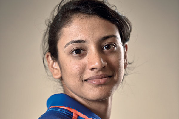 Smriti Mandhana, Cricketer, The Fresh List 2018
