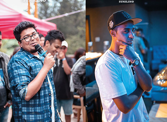Vineeth 'Beep' Kumar, Naser Al Azzeh, The Fresh List 2018