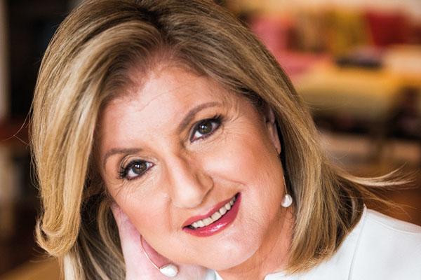 Arianna Huffington, Media Mogul, Co-founder of the Huffington Post
