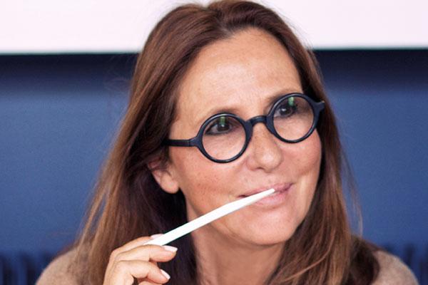 Christine Nagel, the nose of Hermes