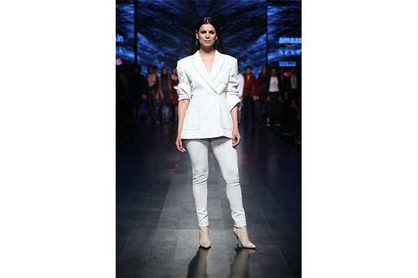 Aekatri by Charu Vij, AIFW, AIFWAW18, Amazon India Fashion Week, Amazon India Fashion Week Autumn Winter 2018, Autre by Gautam Gupta, Dhruv Vaish, Diksha Khanna, Fashion, Featured, Kanika Goyal Label, Menswear, Namrata Joshipura, Nought One, Online Exclusive, Pero, Pinnacle by Shruti Sancheti, Priyam Narayan, Rabani & Rakha, Sahil Aneja, Sahil Kochhar, Siddartha Tytler, Style, Womenswear, Neha Kapur