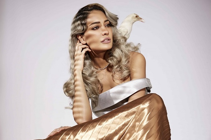 April issue, Behind The Scenes, Bollywood, Fashion issue, Fashion shoot, Featured, Lisa Haydon, Online Exclusive, Supermodel