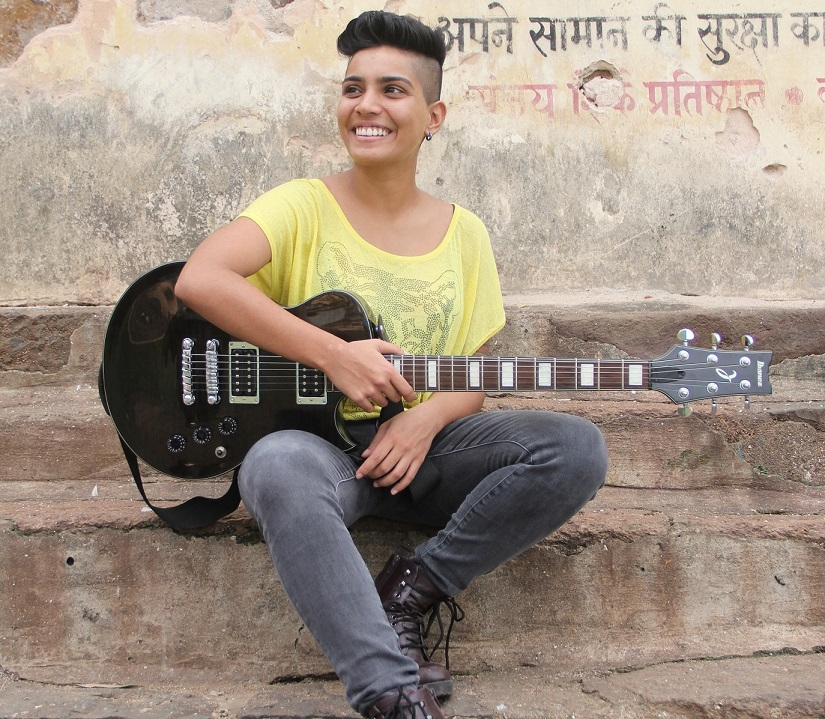 Alisha Pais, Clothes, Fashion, Featured, Feminism, Indian folk-rock artist, Me & The Other 2, Music, Musician, Online Exclusive, The Male Gaze, The Stage