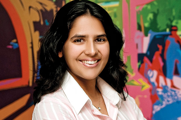 Radhika Piramal, Business Person