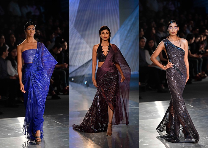 Amit Aggarwal, Couture, Fashion, Featured, India Couture Week, India Couture Week 2018, Online Exclusive, Style, Shilpa Shetty Kundra